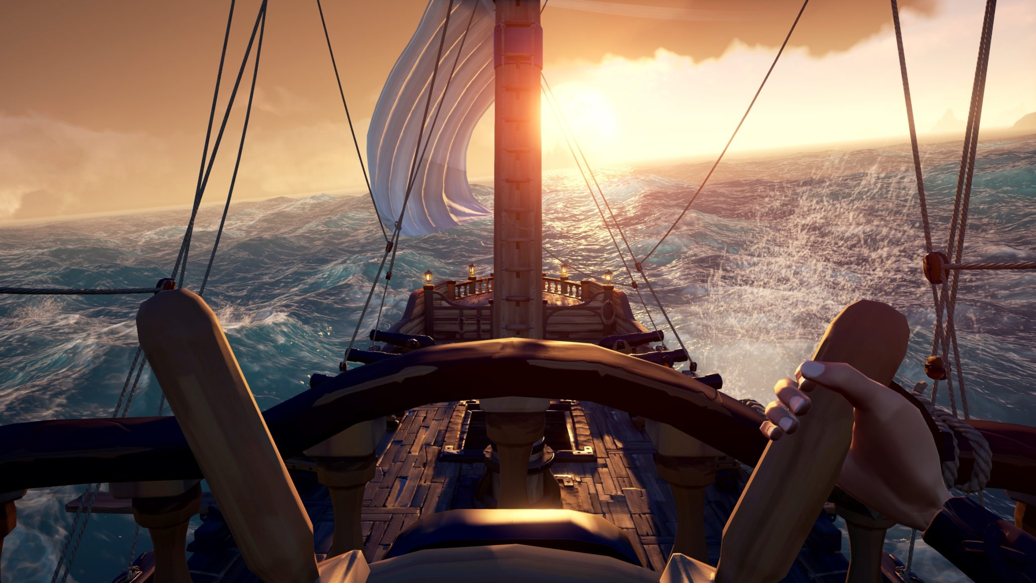 Sea of Thieves update 2.0.5 patch notes add Black Powder Stashes