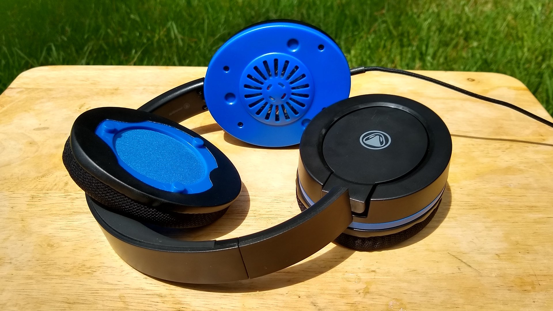 Snakebyte Head:Set 4 Pro impressions Shacknews removable earcup