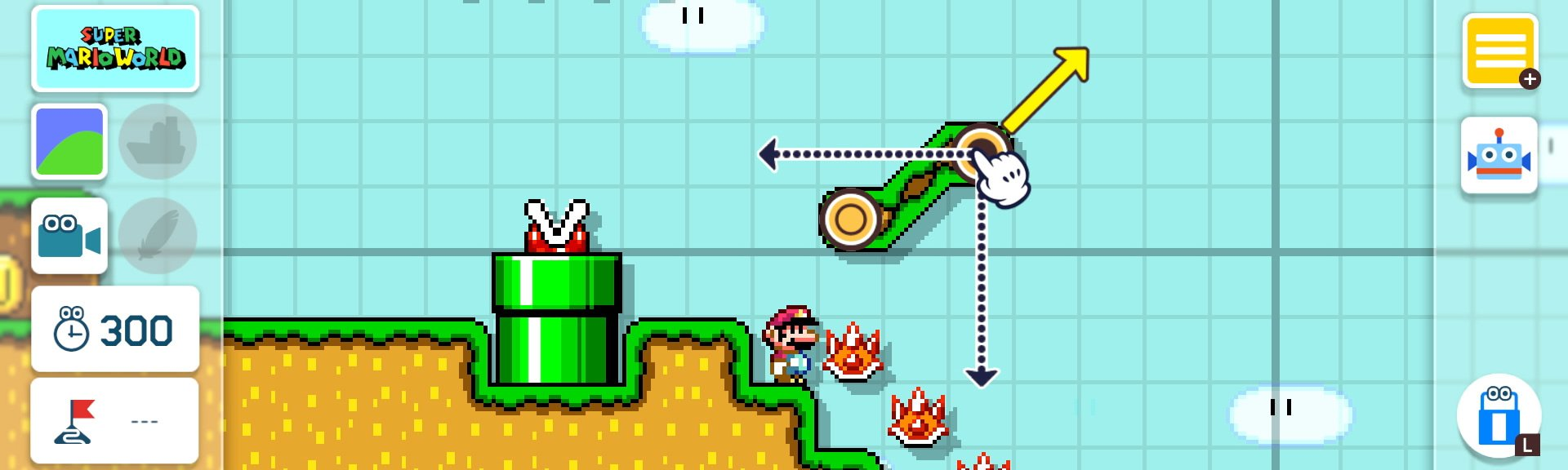 Super Mario Maker 2 guides wiki FAQ - Course Maker