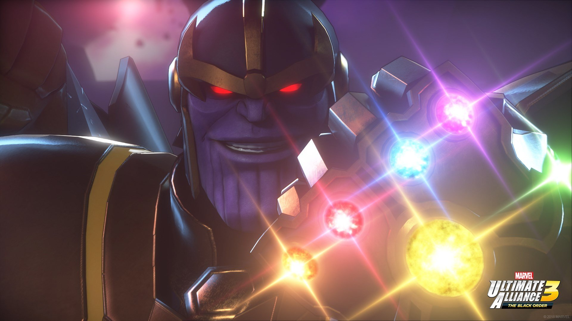 How to unlock Thanos in Marvel Ultimate Alliance 3