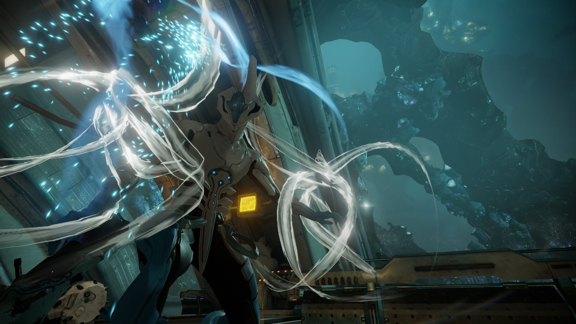 Warframe PC hotfix 25.3.2 patch notes fix Clan XP issues