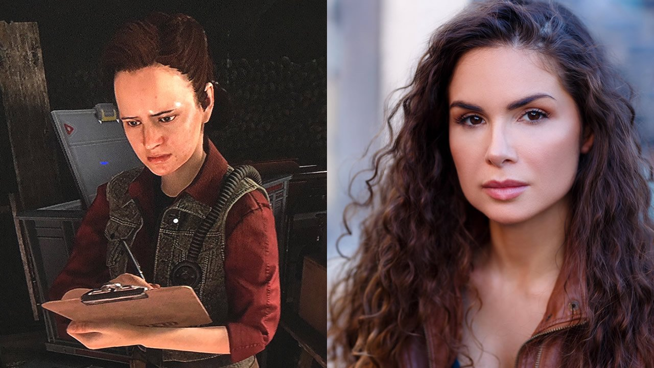Wolfenstein: Youngblood voice actors - Monia Ayachi voices Alais Fontaine