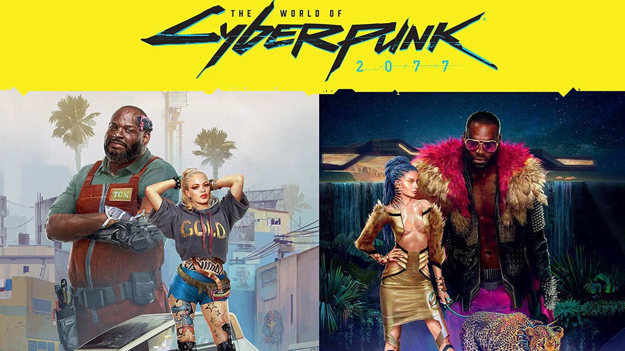 How to preorder The World of Cyberpunk 2077 lore book Amazon