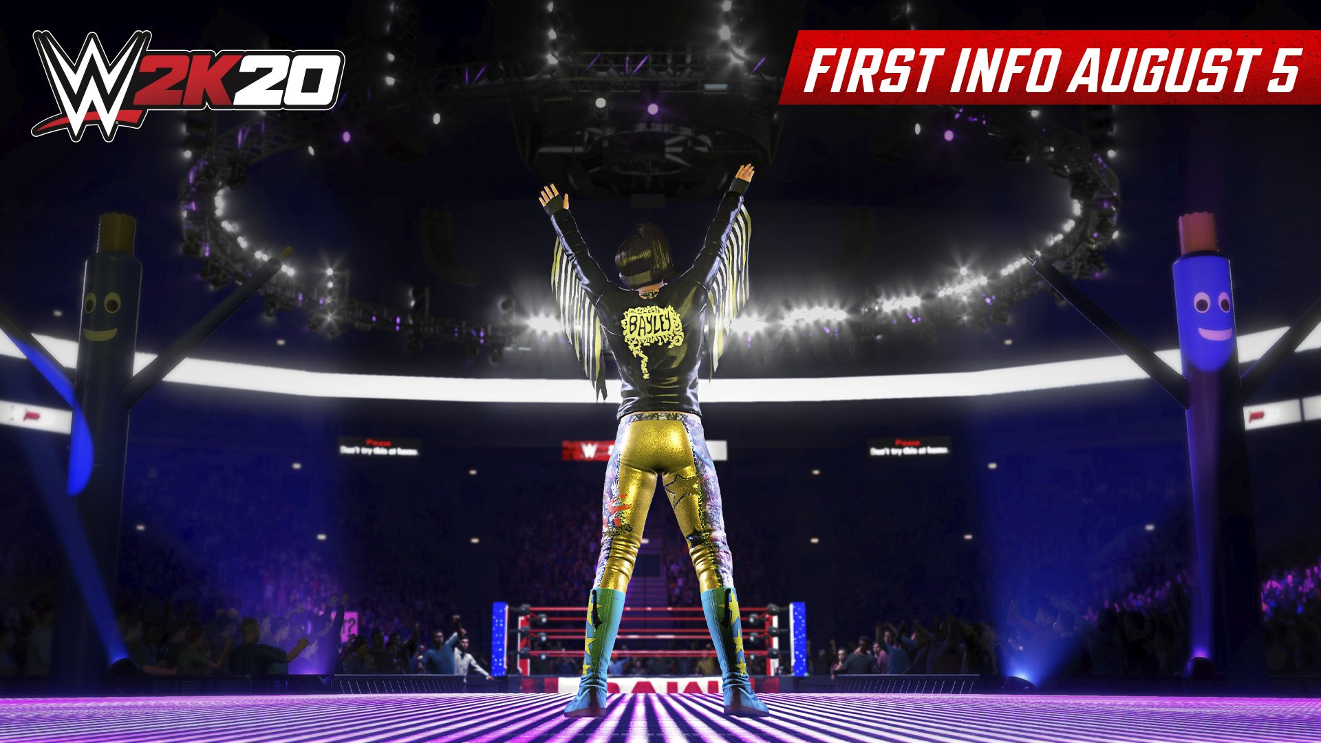 WWE 2K 20 screenshot