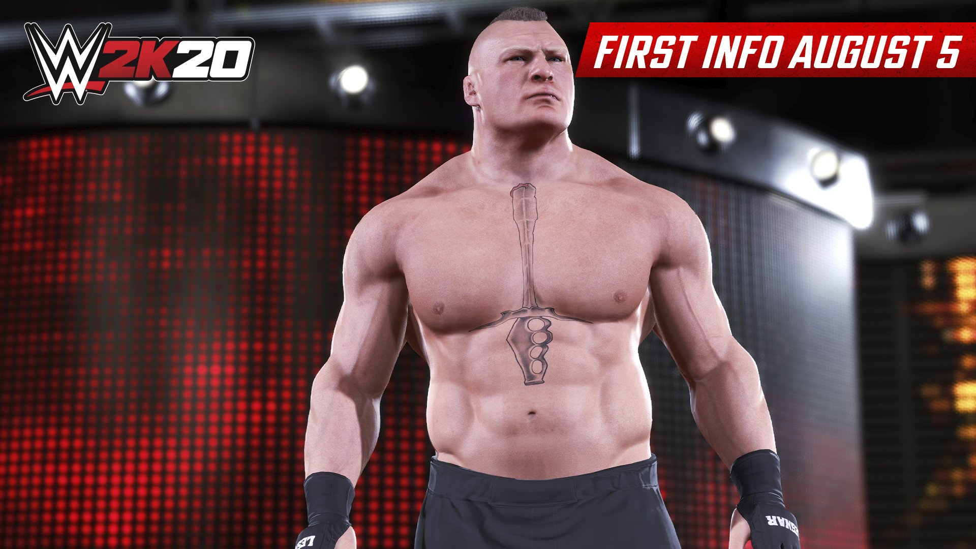 WWE 2K20 screenshot.