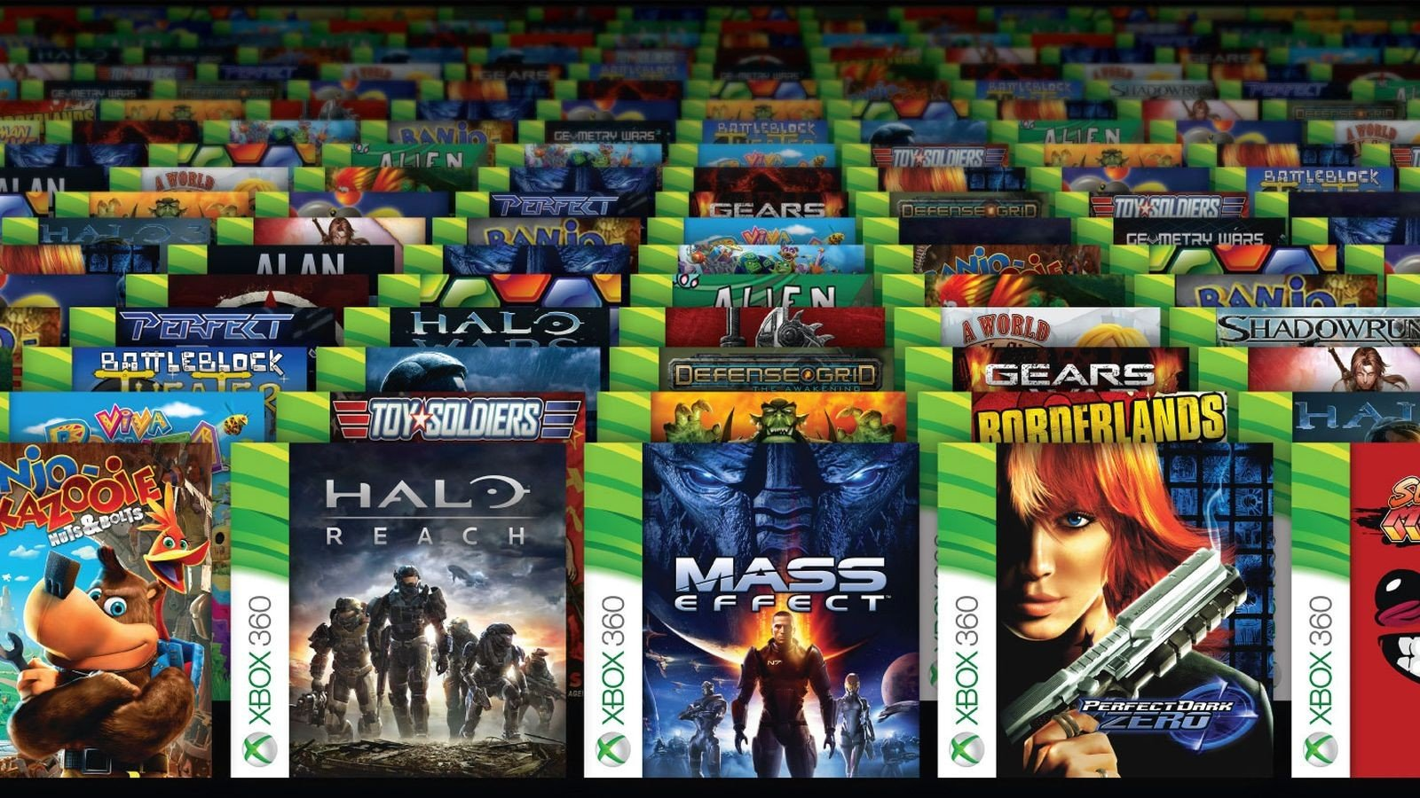 All original Xbox backward compatible games on Xbox One