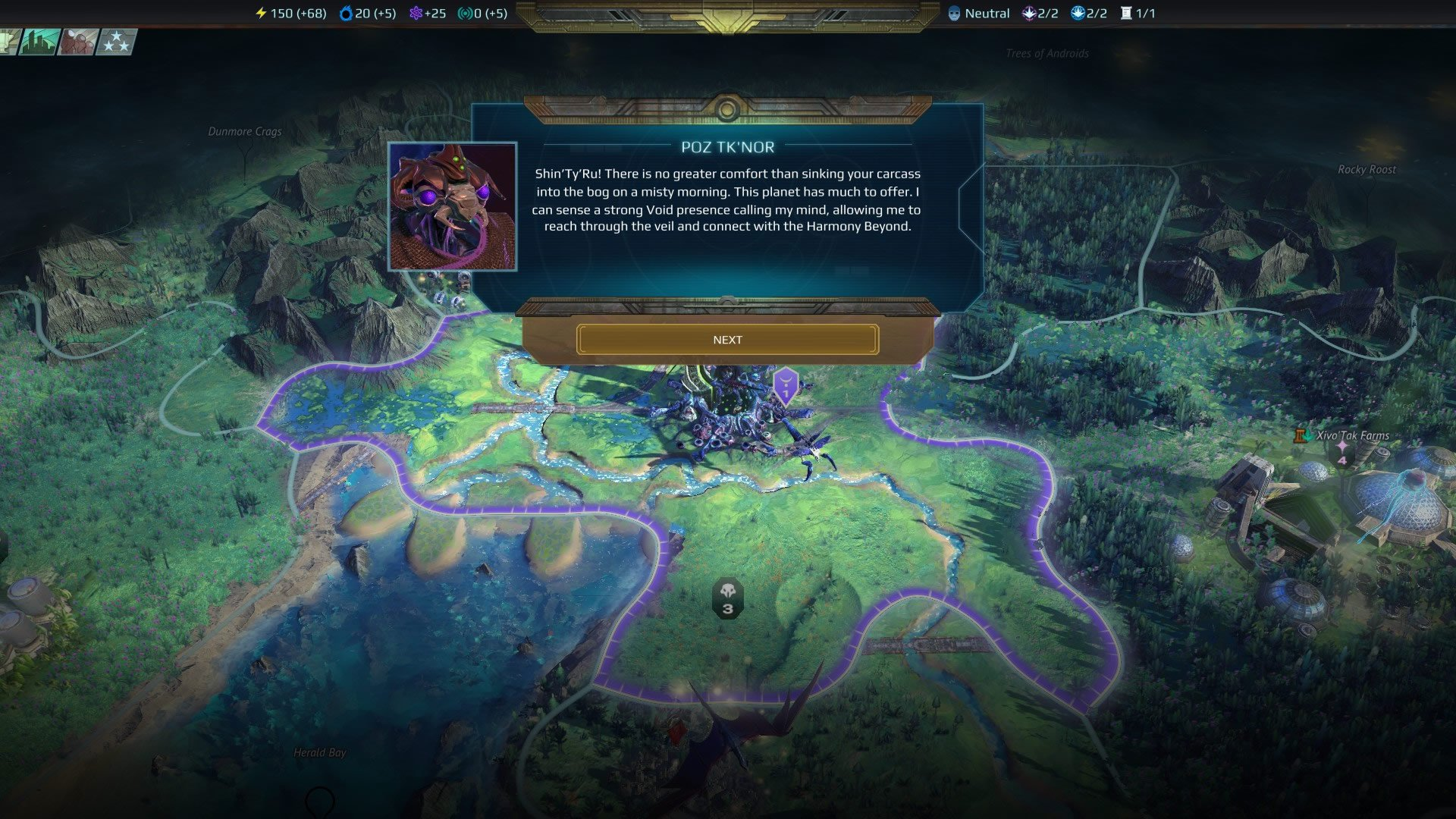 Age of Wonders Planetfall review Shacknews screenshot 02