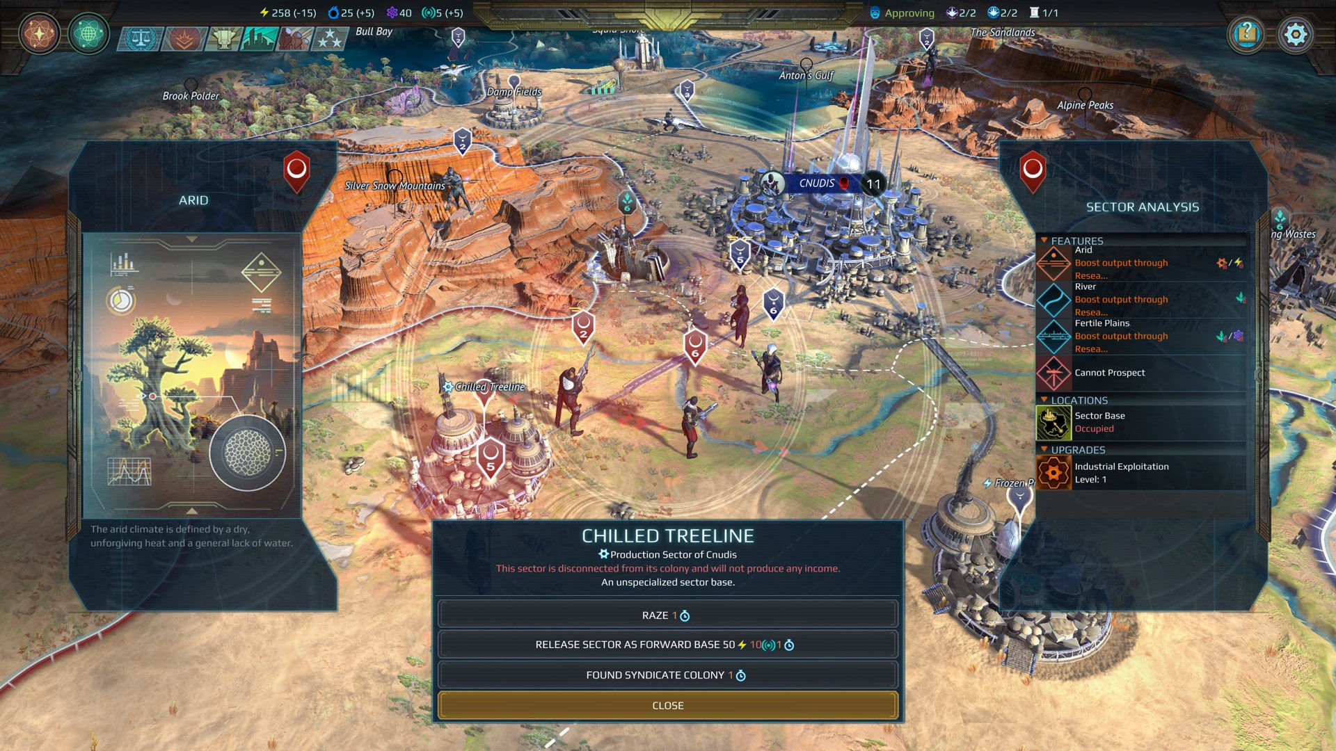 Age of Wonders Planetfall review Shacknews screenshot 03