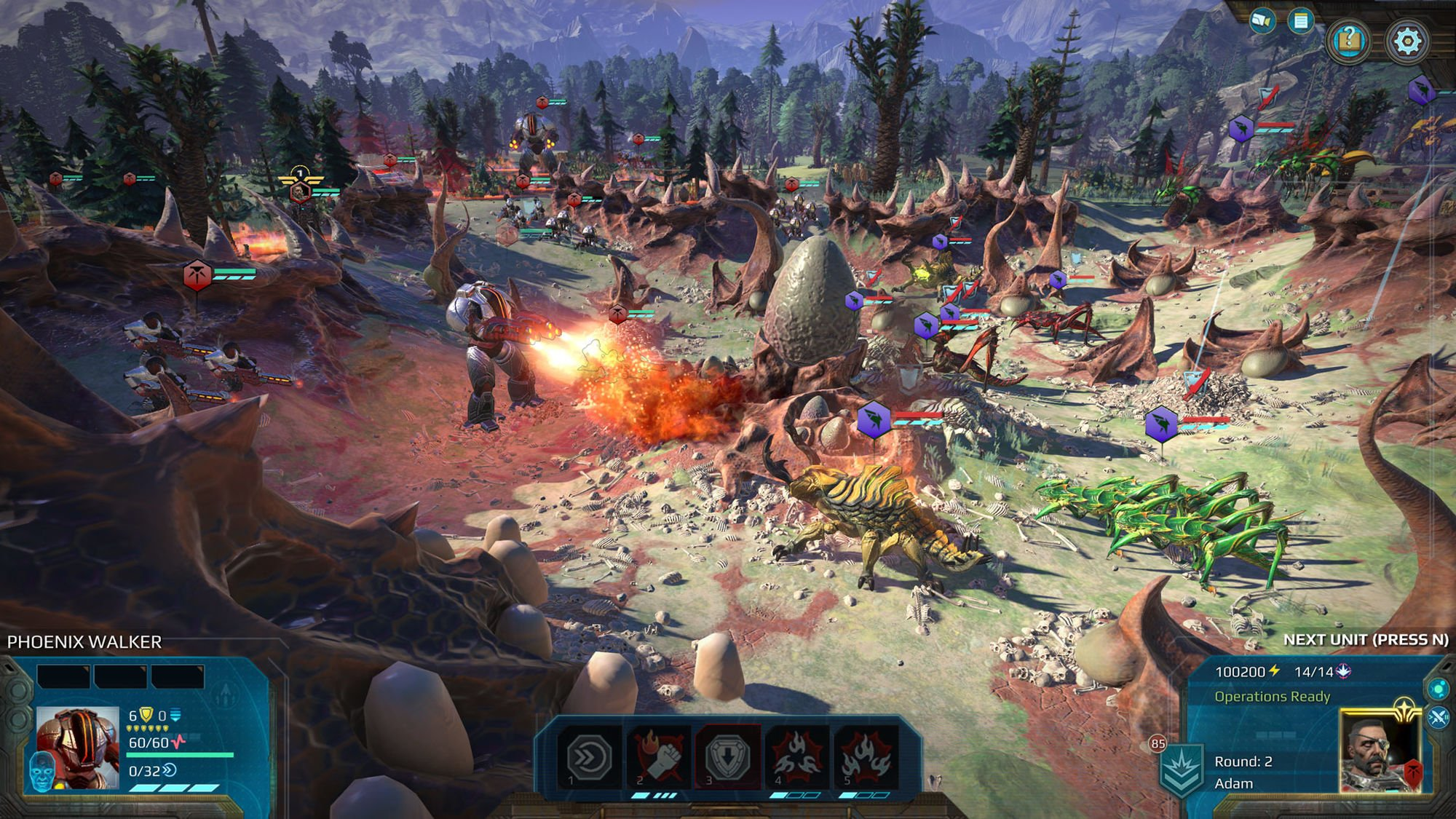 Age of Wonders Planetfall review Shacknews 04