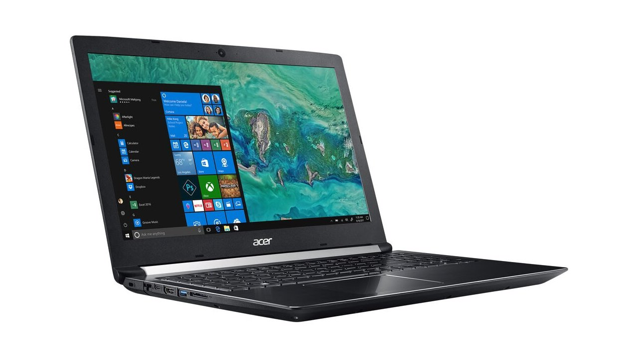 Back to School 2019 laptop deals Acer Aspire 7 i&