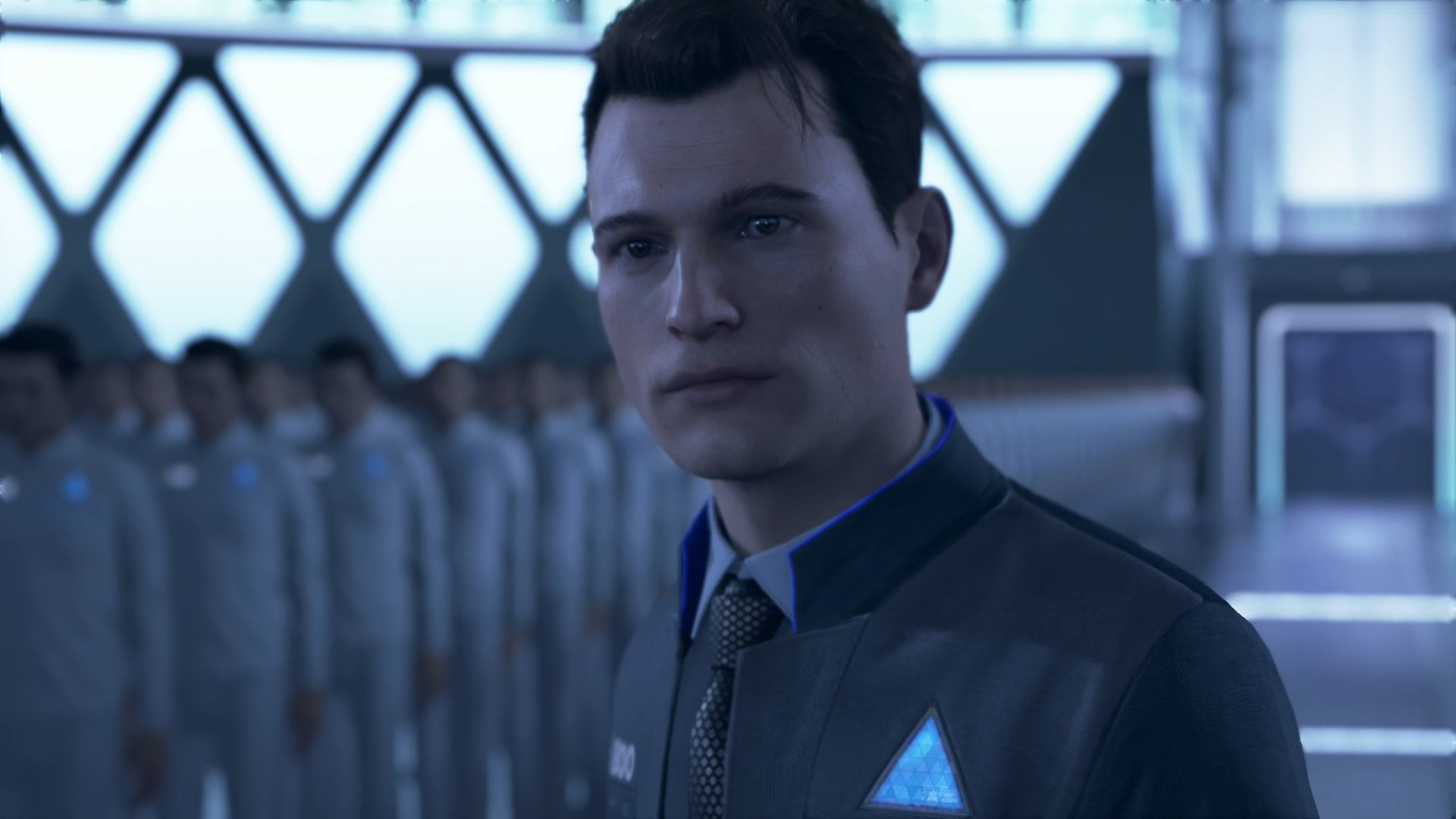 Battle For Detroit Connor Cyberlife Tower Endings Detroit: Become Human