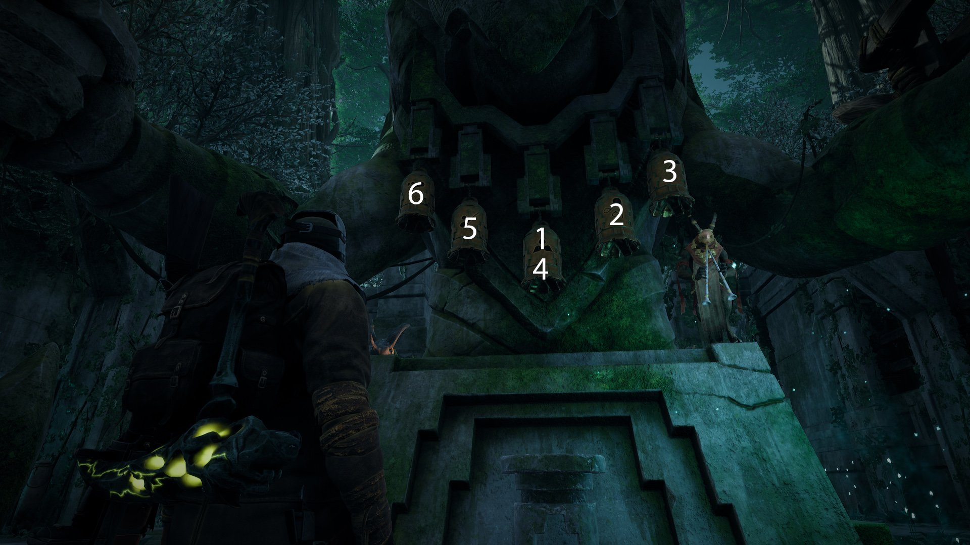 Remnant From the Ashes bell puzzle