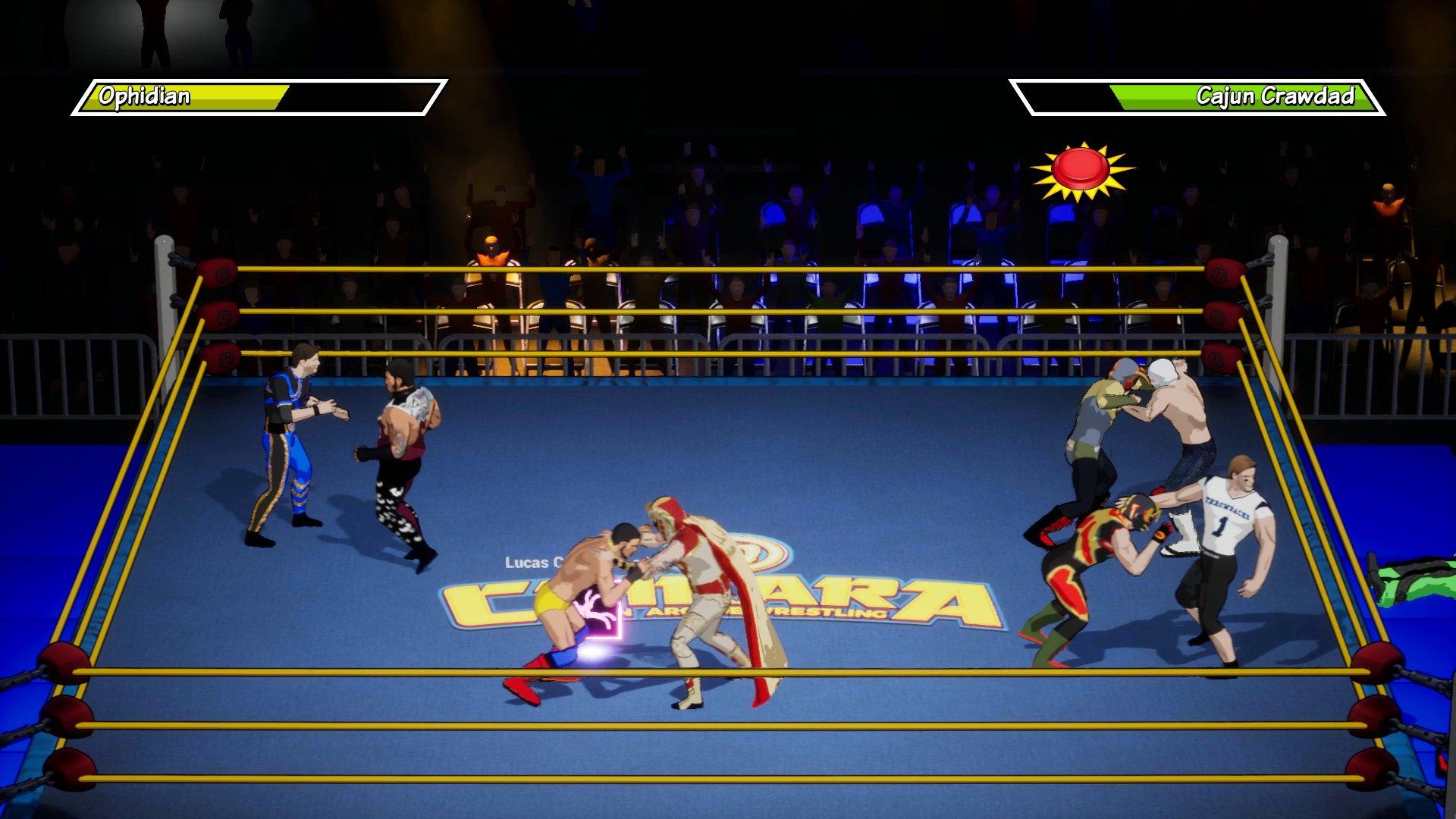 Chikara: Arcade Action Wrestling
