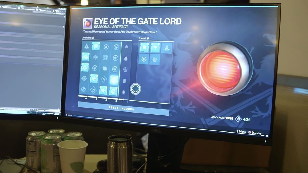 Destiny 2 Artifacts reveal
