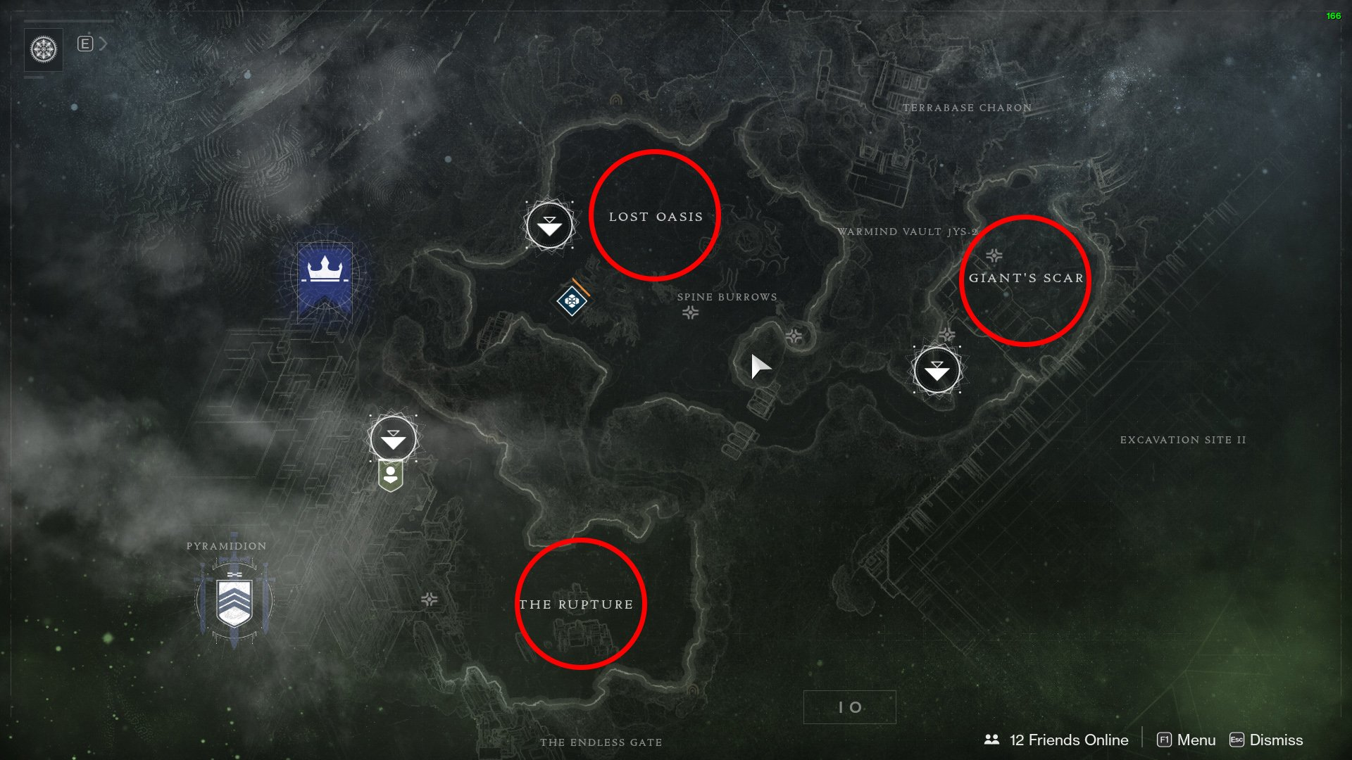 Destiny 2 find High-Value Targets