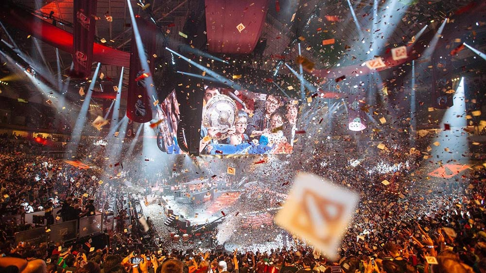 The International Dota 2 Championships 2019 dates times streams