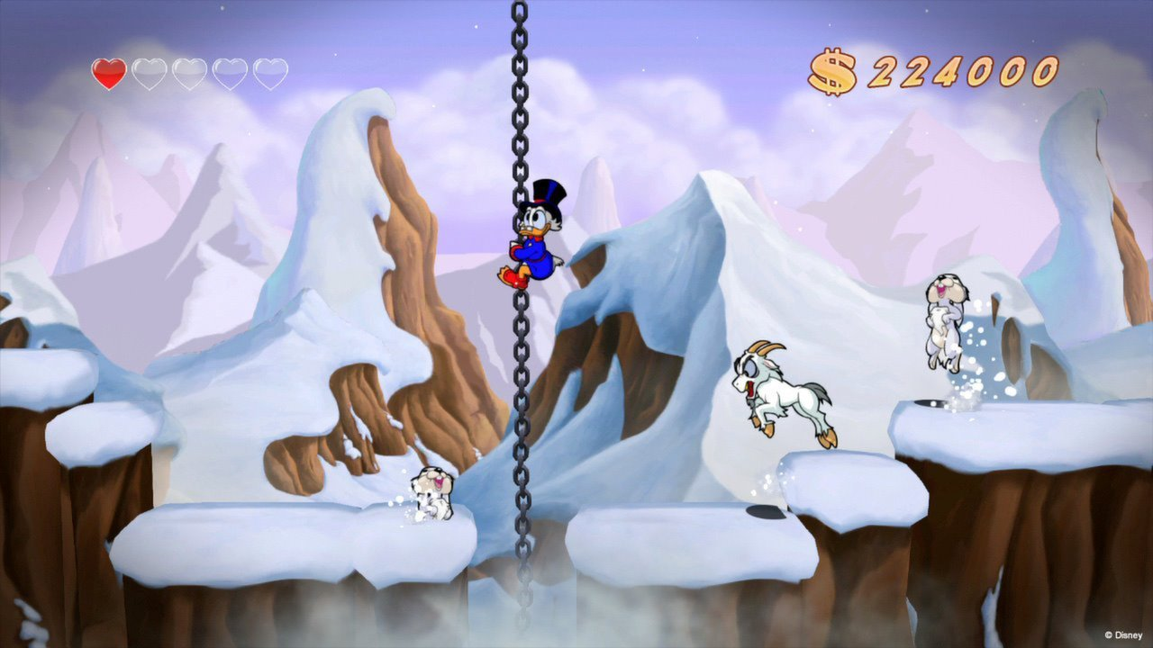 DuckTales: Remastered is being pulled from digital stores