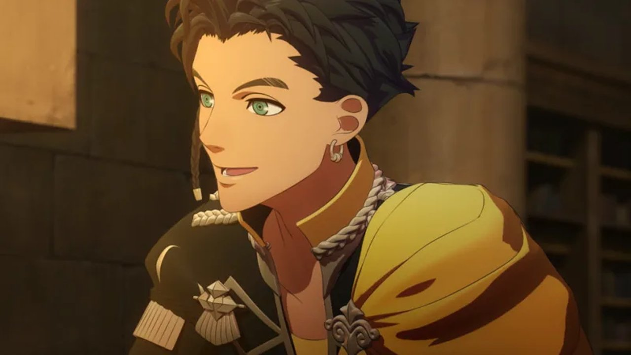 Fire Emblem Three Houses Golden Deer Characters Students Strengths Weaknesses