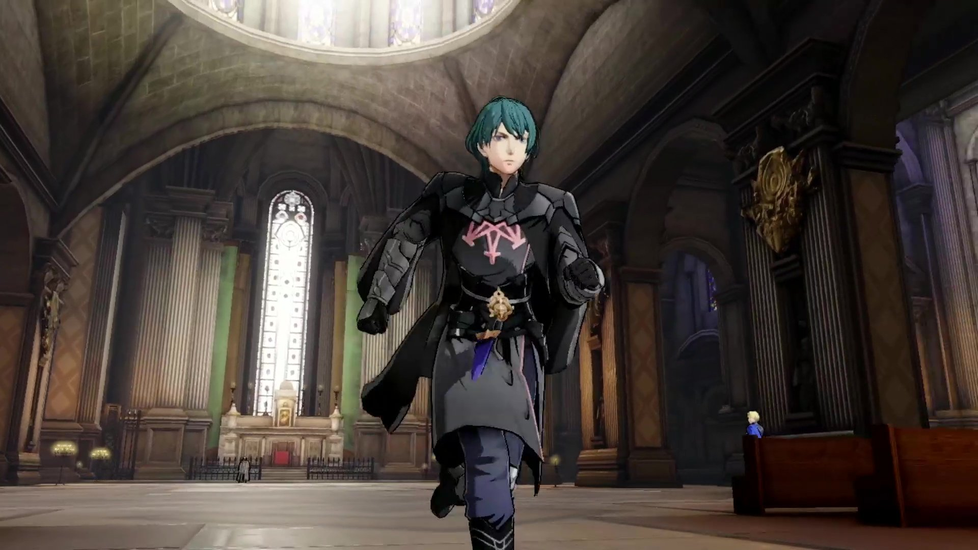 Fire Emblem Three Houses - max professor rank