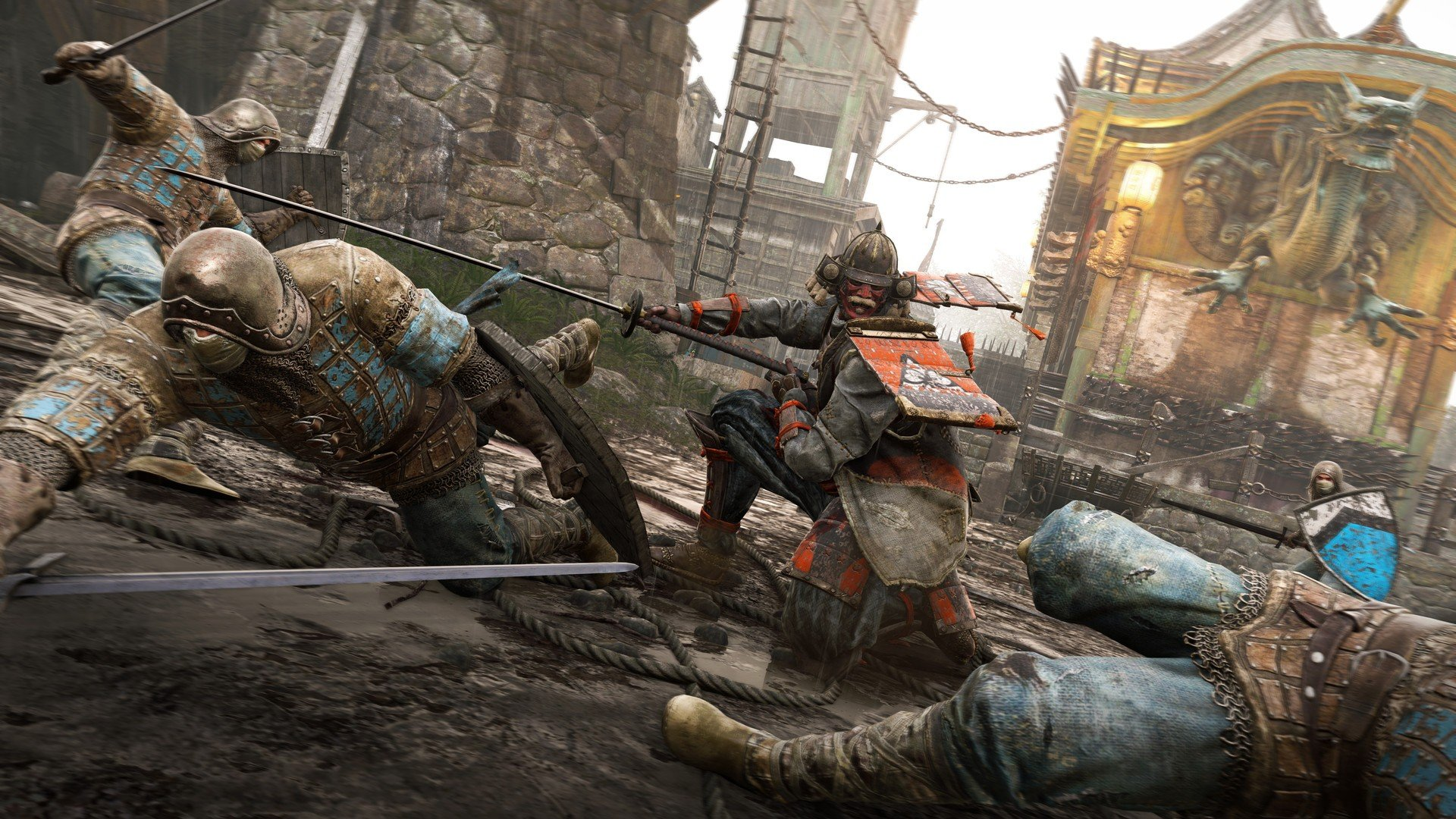 For Honor available on Epic Games Store for free tomorrow