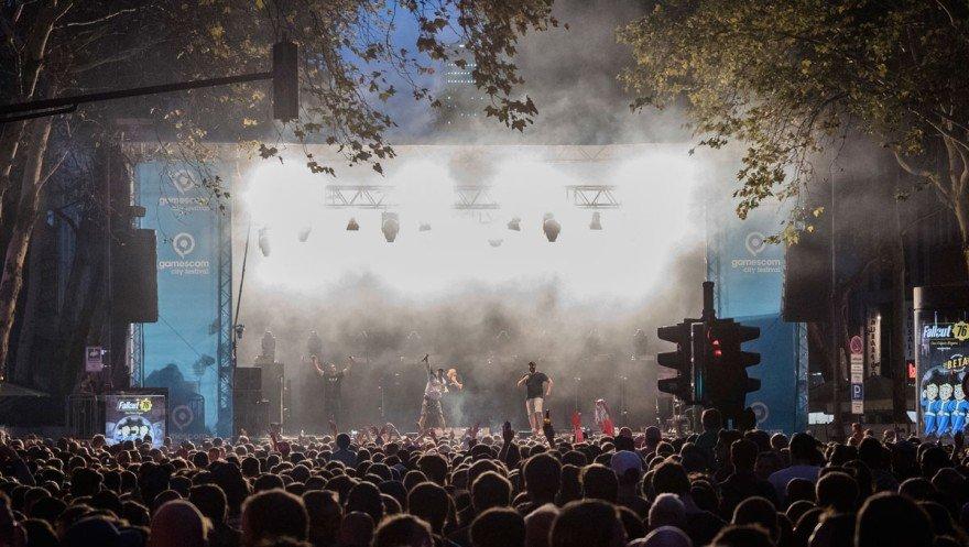 Gamescom City Festival 2019 bands and line up