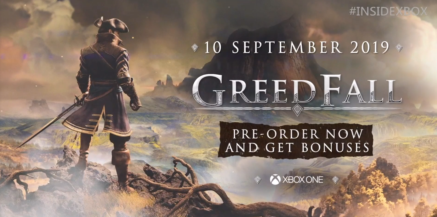 Greedfall will feature a number of companions