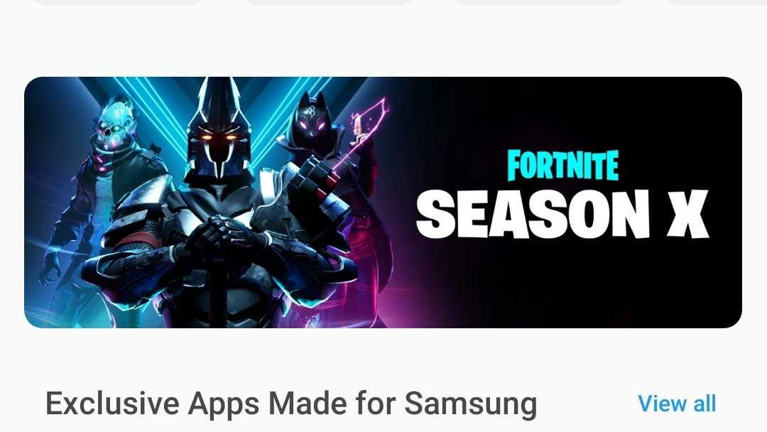 How to install Fortnite on Samsung devices
