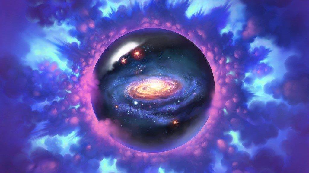 Luna's Pocket Galaxy