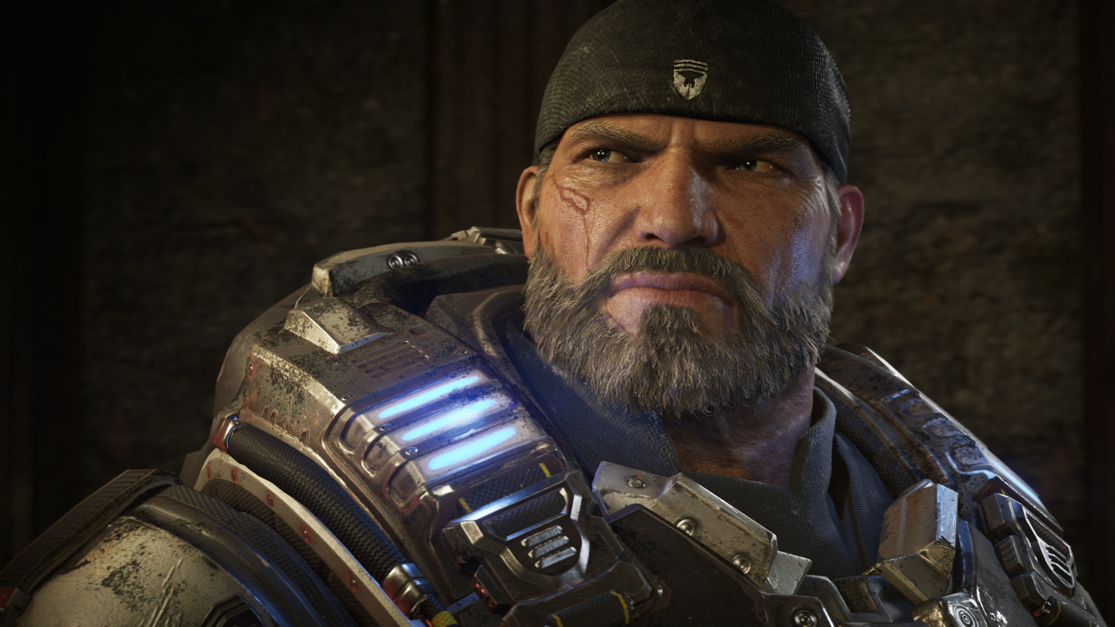 Marcus Fenix is back in Gears 5.