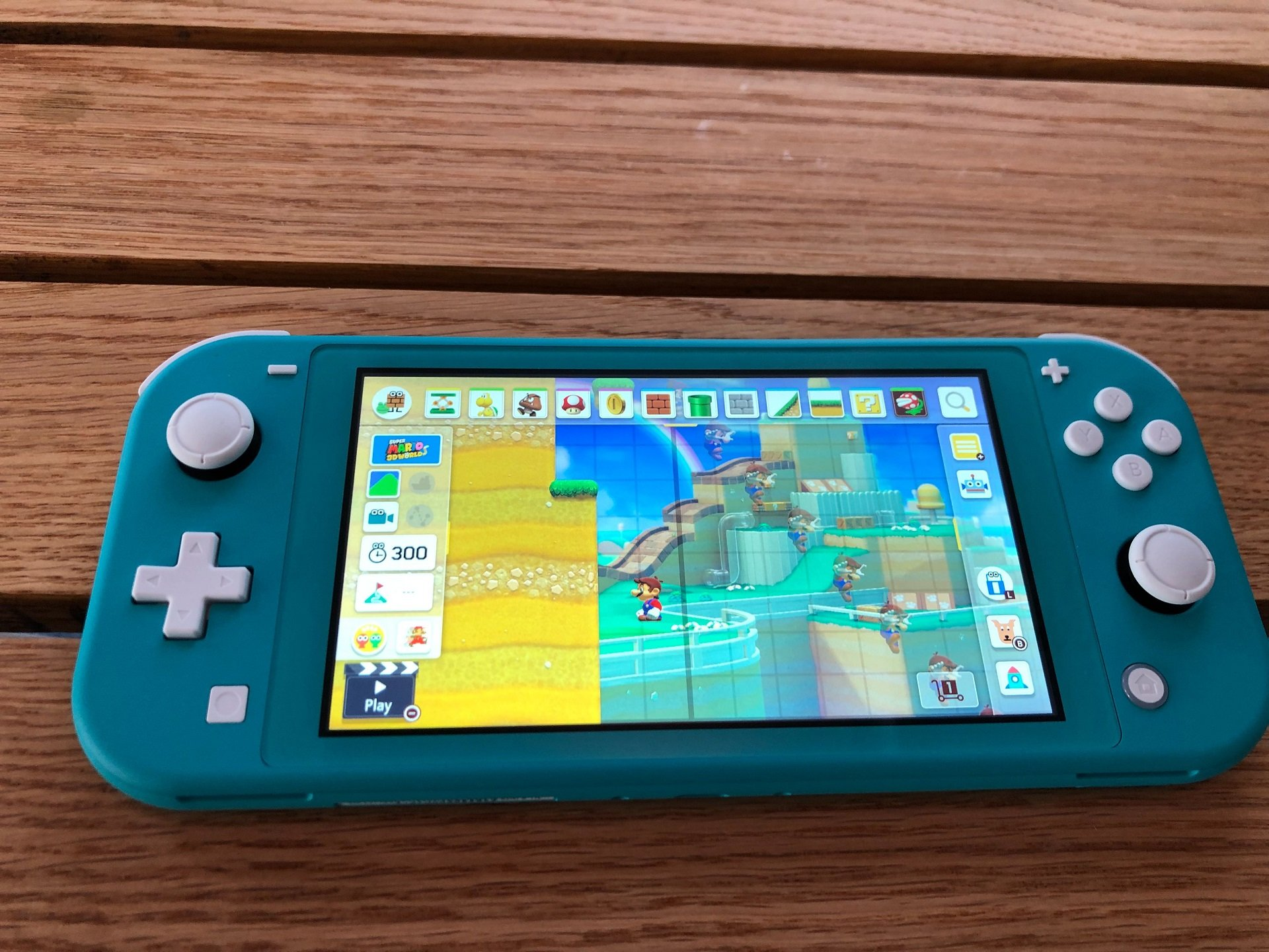 The D-Pad, err I mean + Control Pad, is a welcome addition to the Nintendo Switch Lite.