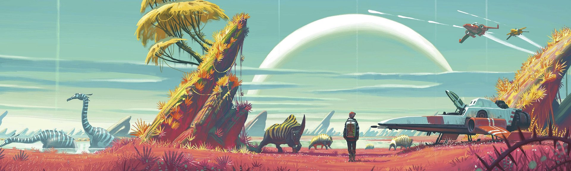 No Man's Sky Beyond Next walkthrough faq guides beginner tips hints