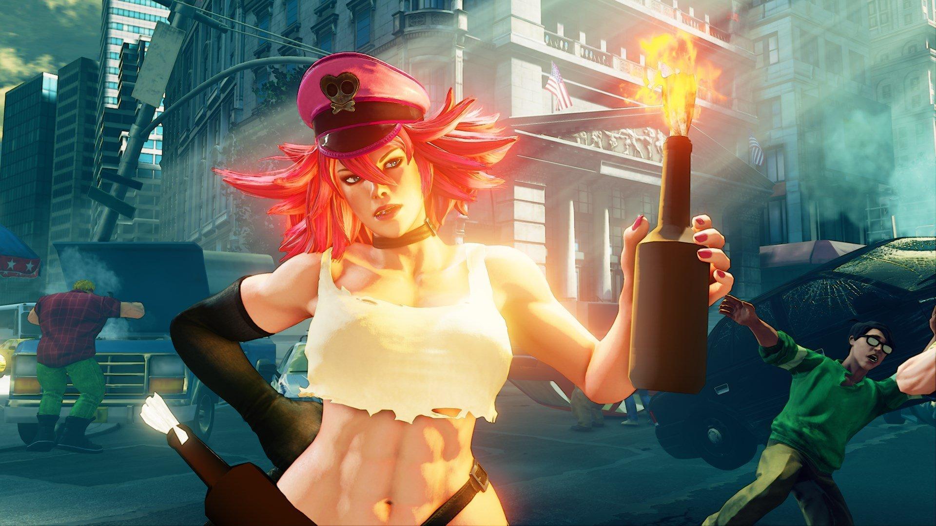 Street Fighter V - Poison