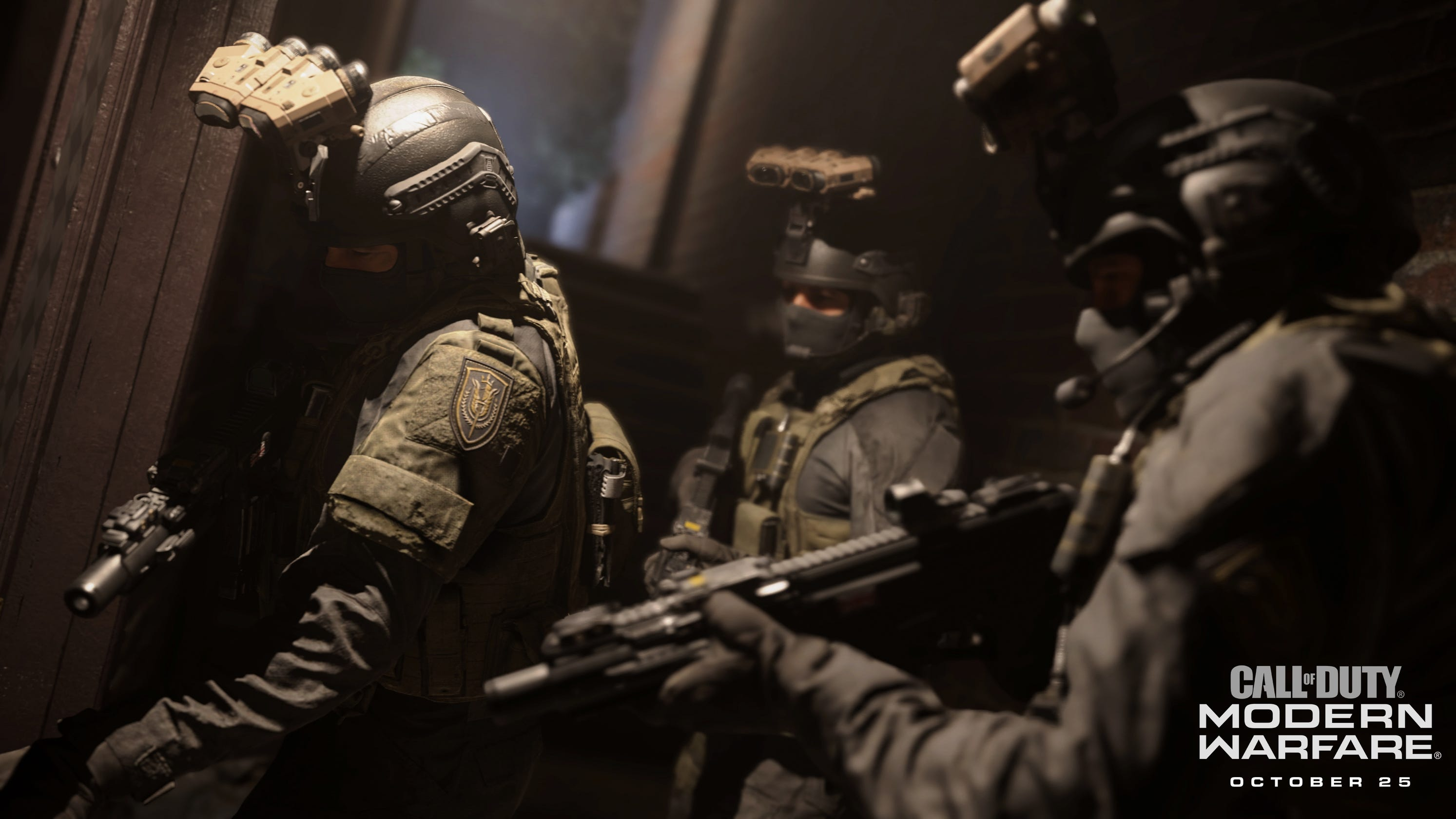 Call of Duty: Modern Warfare release date