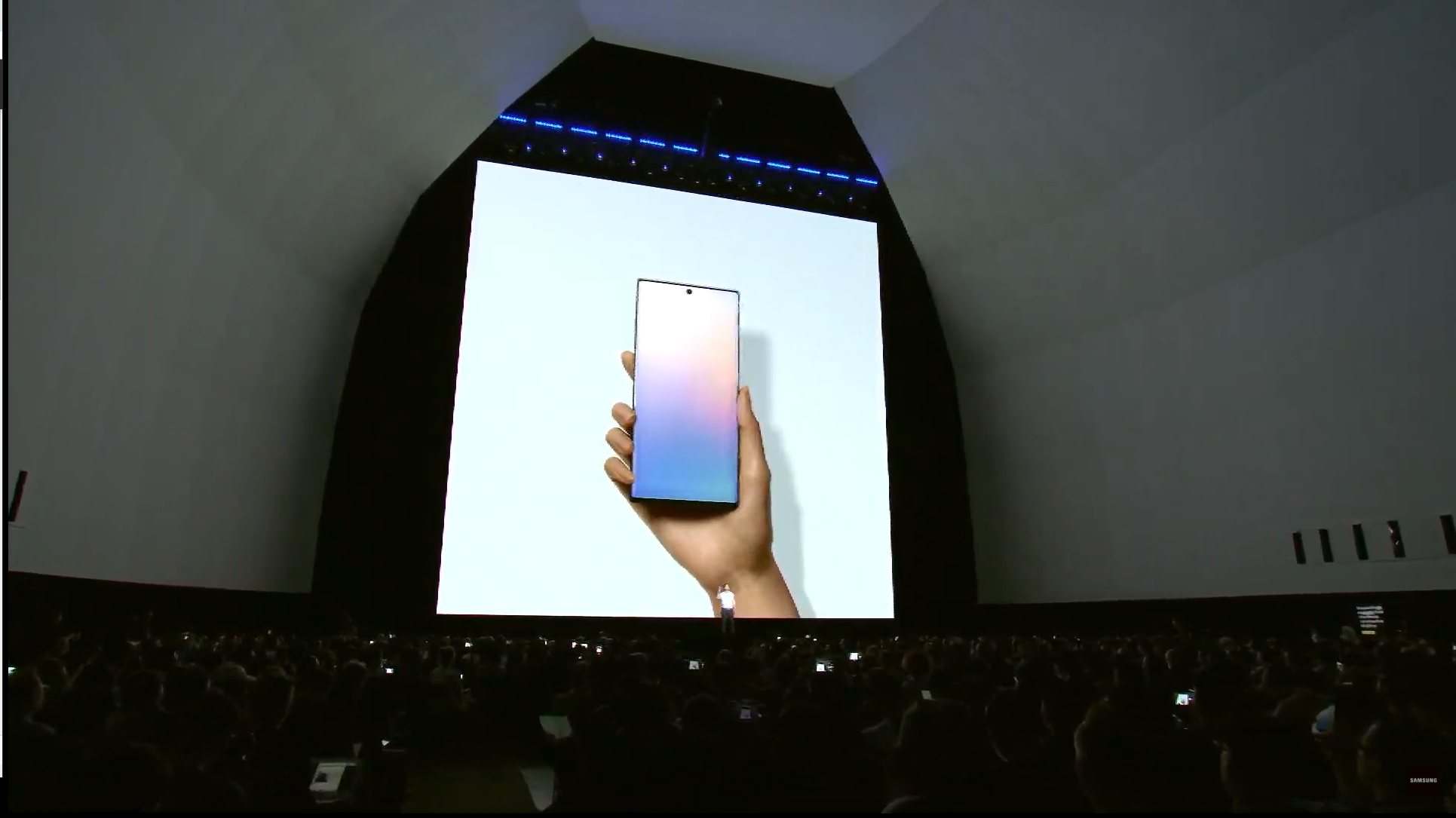 Galaxy Note 10+ unveiled during Galaxy Unpacked 2019
