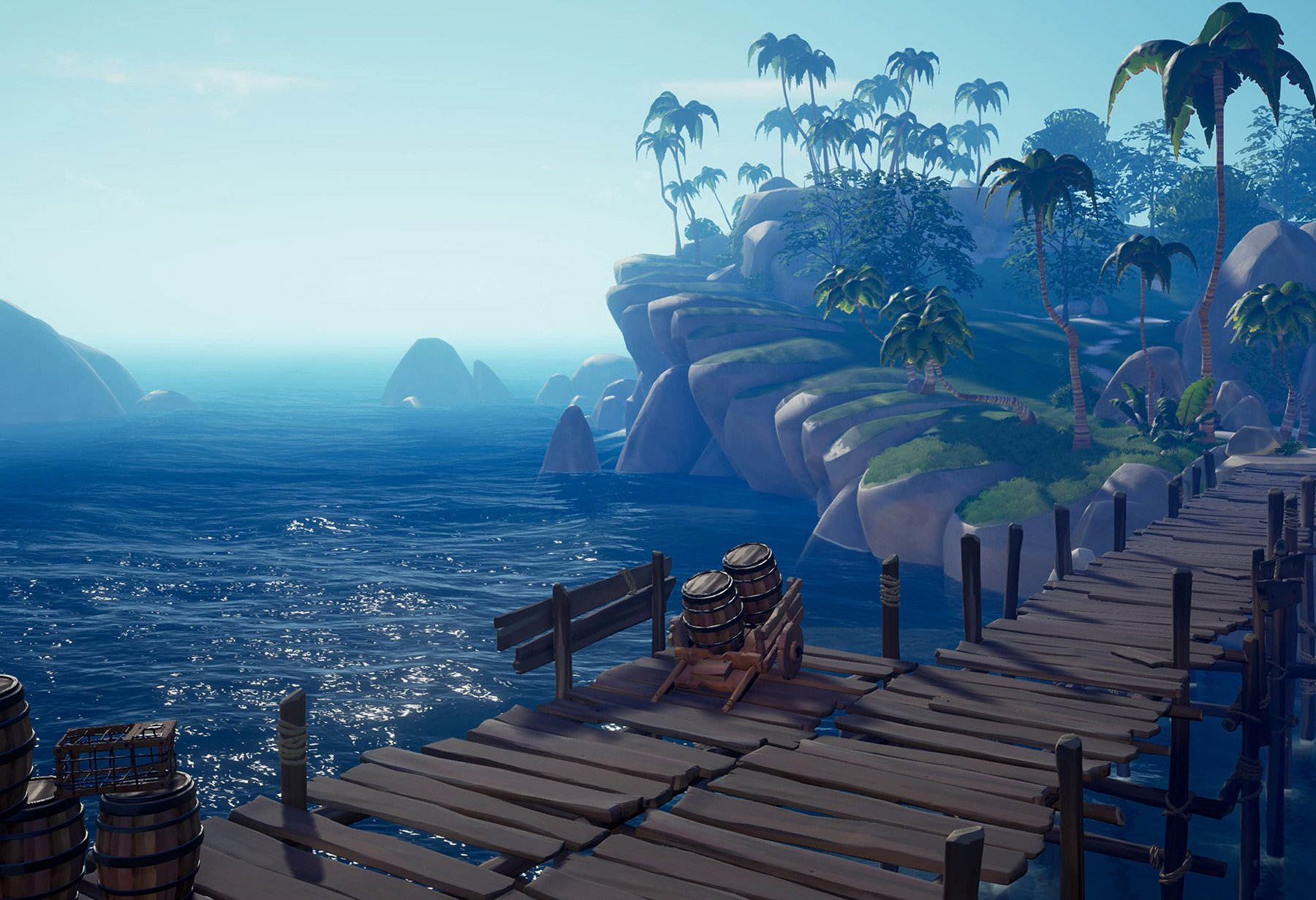 Sea of Thieves Dark Relics update patch