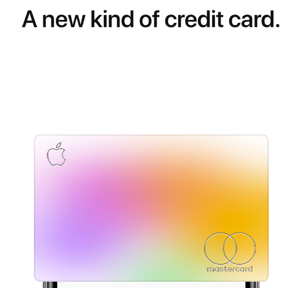 Reinventing stuff can be difficult. Apple Card users are being told to avoid contact with leather and denim.