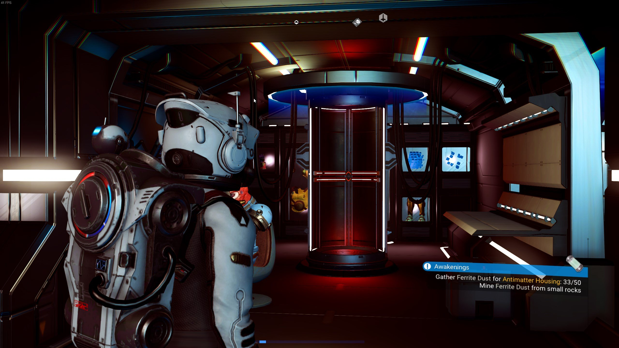 Where to buy Exosuit Upgrade Modules in No Man's Sky