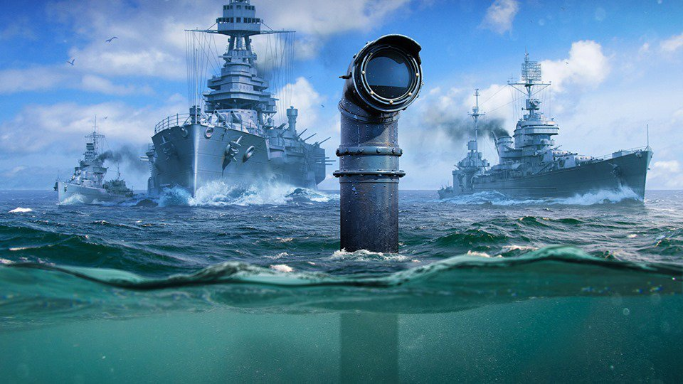 World of Warships getting submarines
