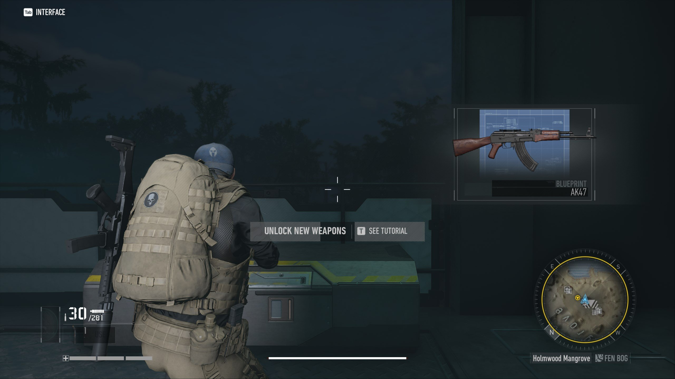 AK47 blueprint location - Ghost Recon Breakpoint