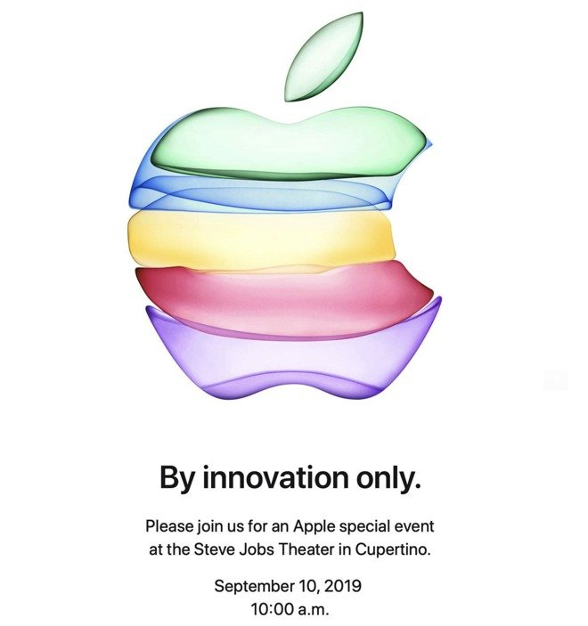 Apple 'By Innovation Only' Special Event