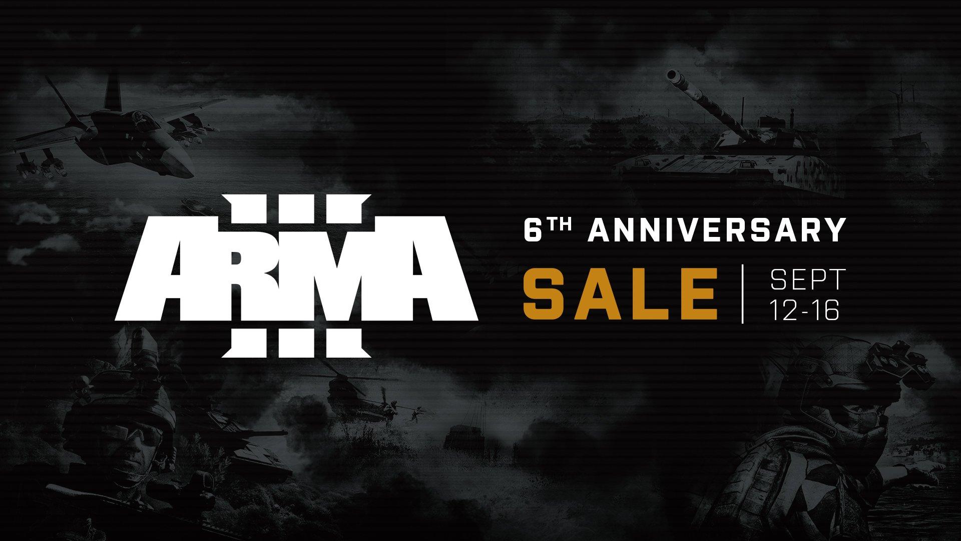 Arma 3 Anniversary Sale