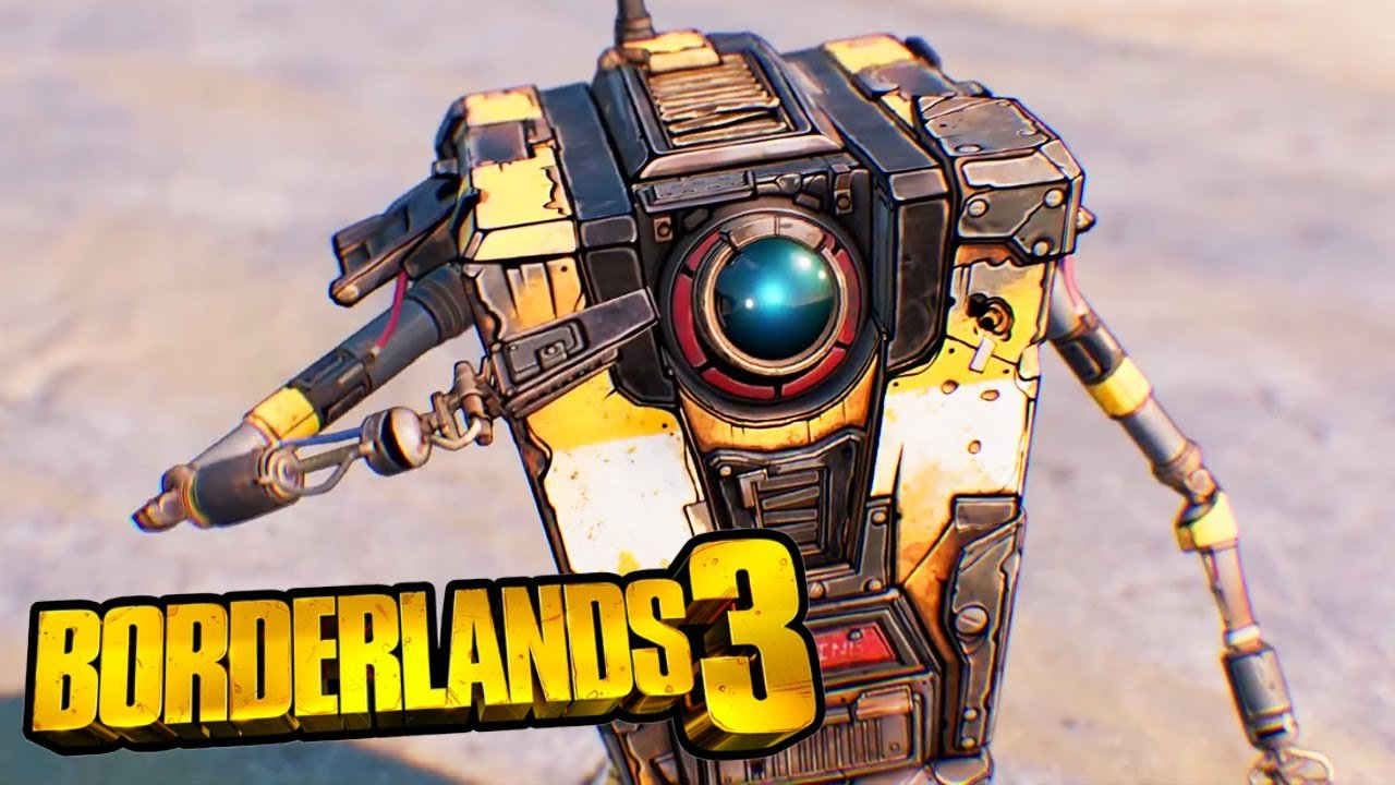 Can you play as Claptrap in Borderlands 3?