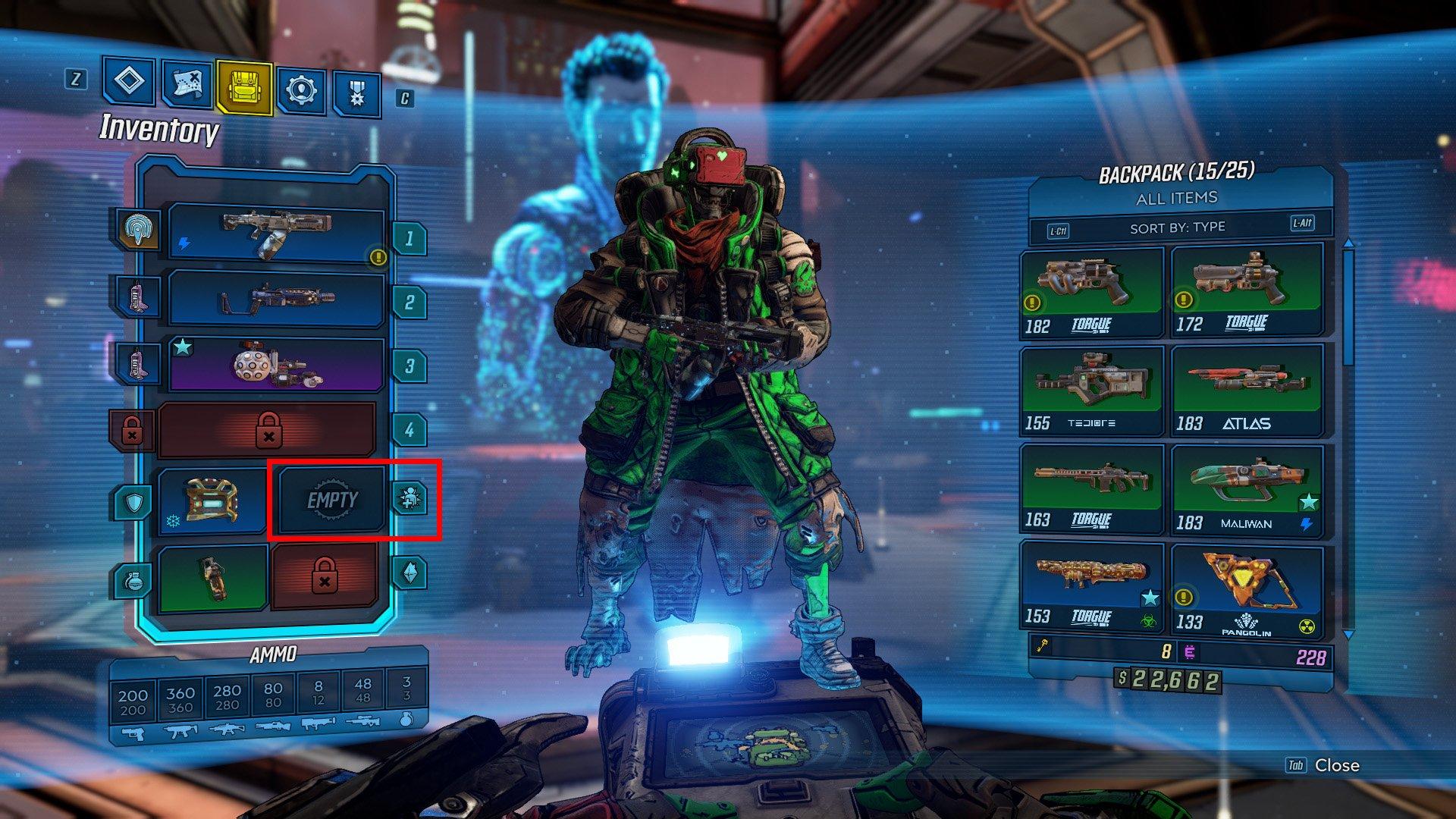 Borderlands 3 unlock class mod