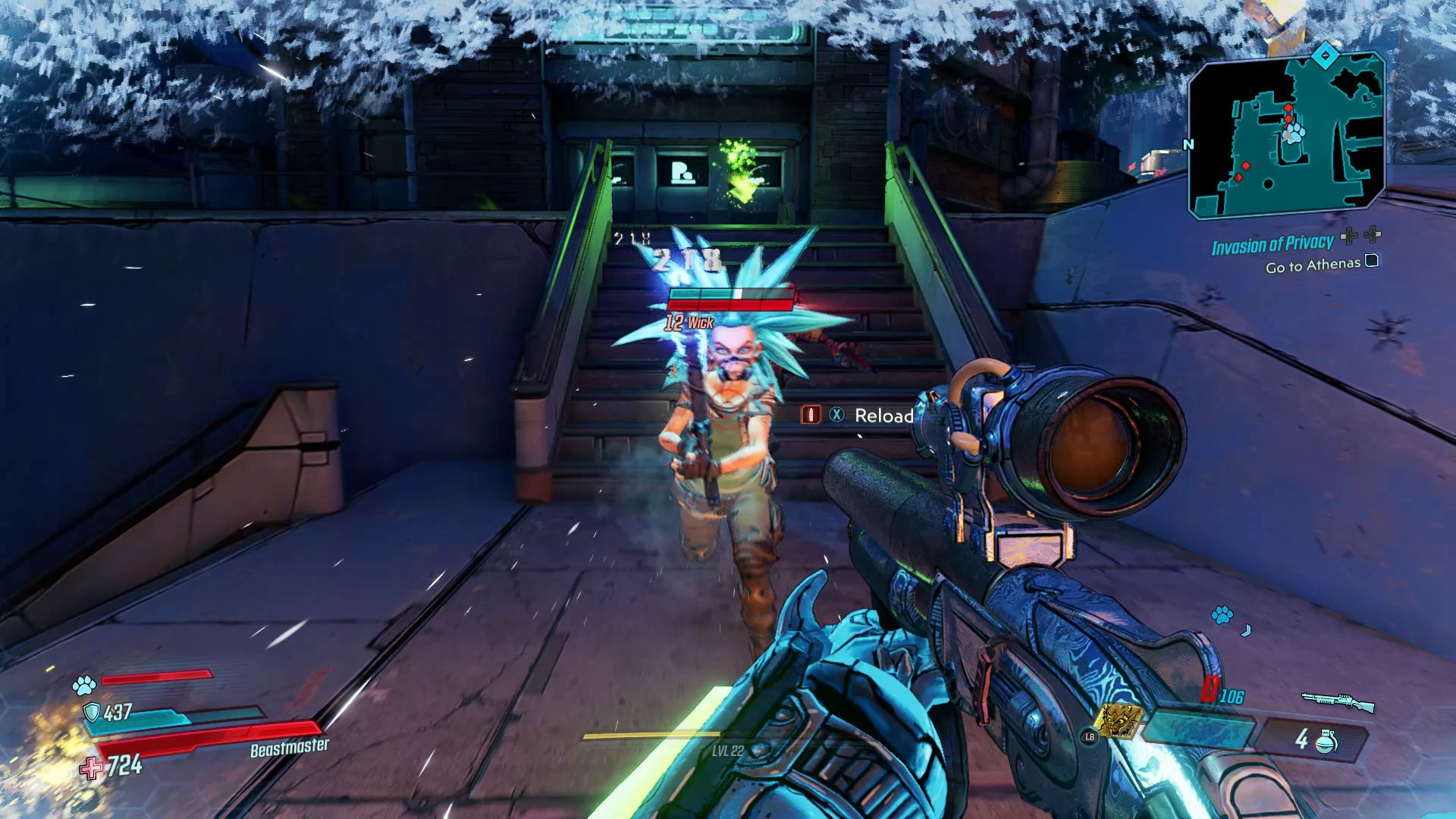 Borderlands 3 Wick and Warty