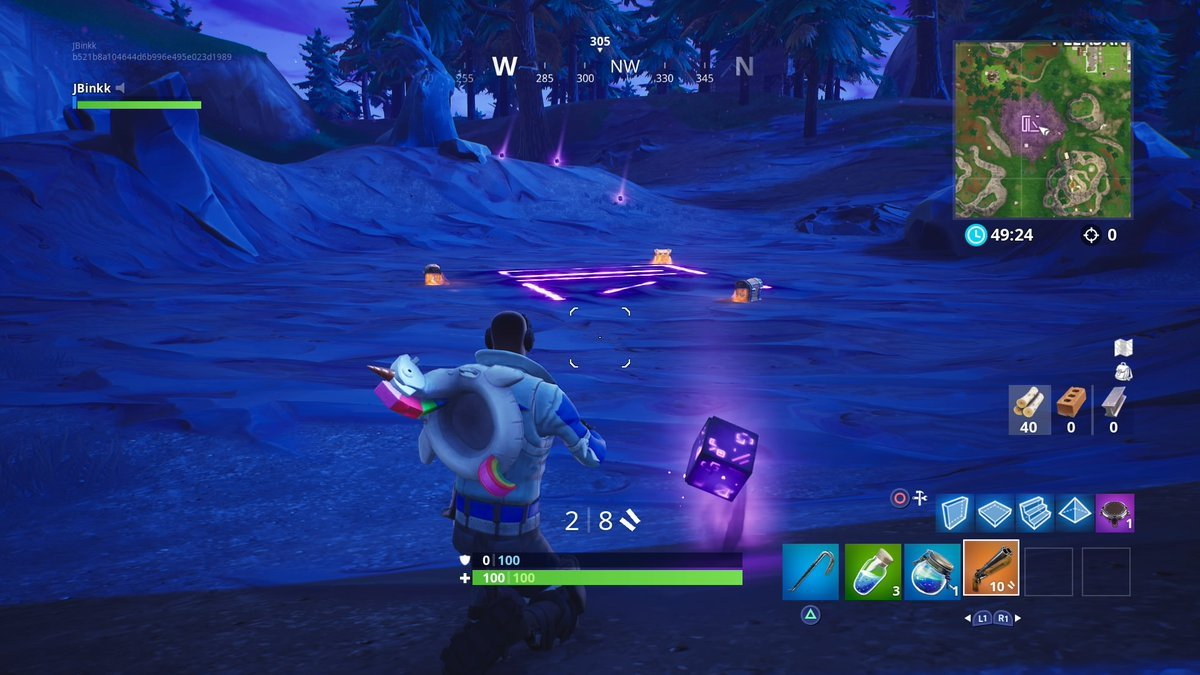 Fortnite is an ever-changing landscape of fun.
