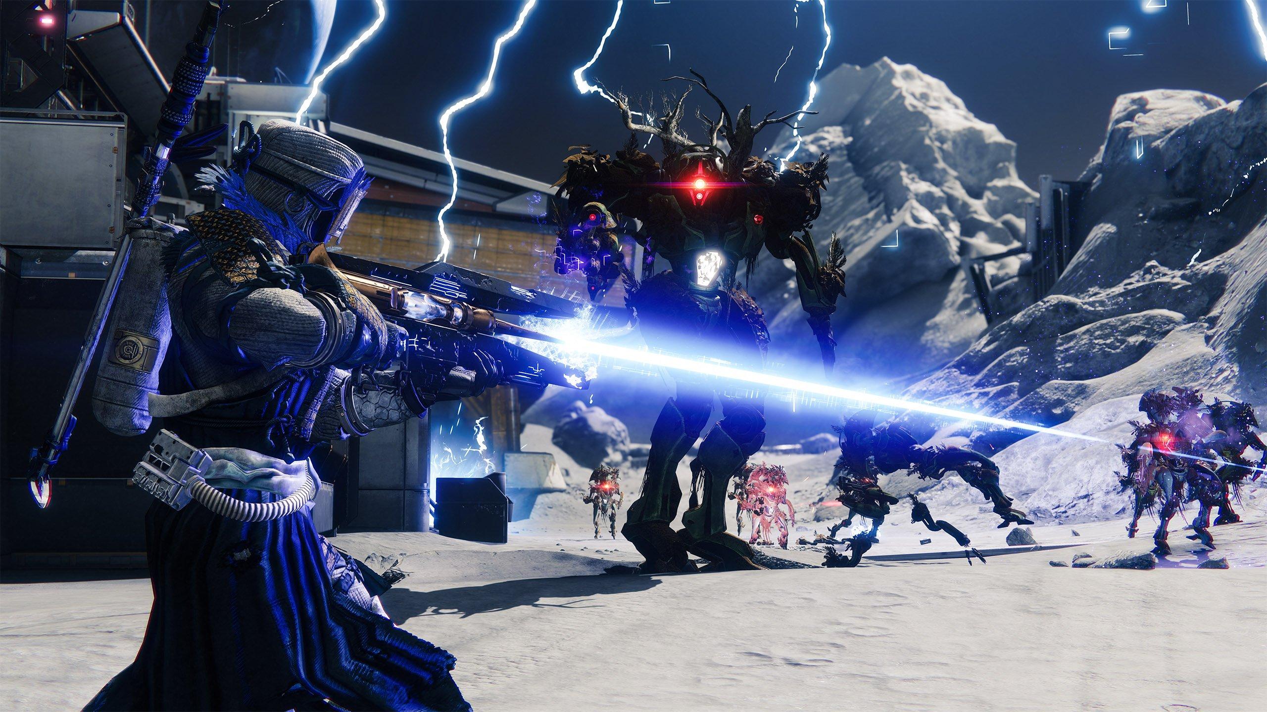Destiny 2 Shadowkeep Launch Trailer