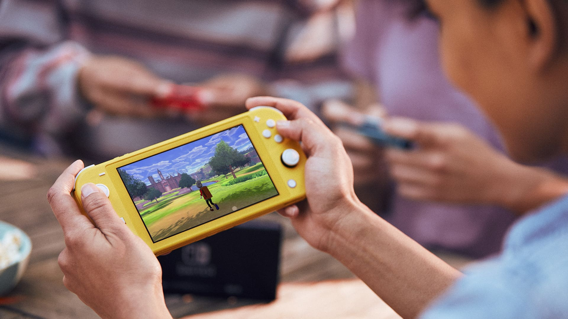 Differences between Nintendo Switch Lite and the original Switch