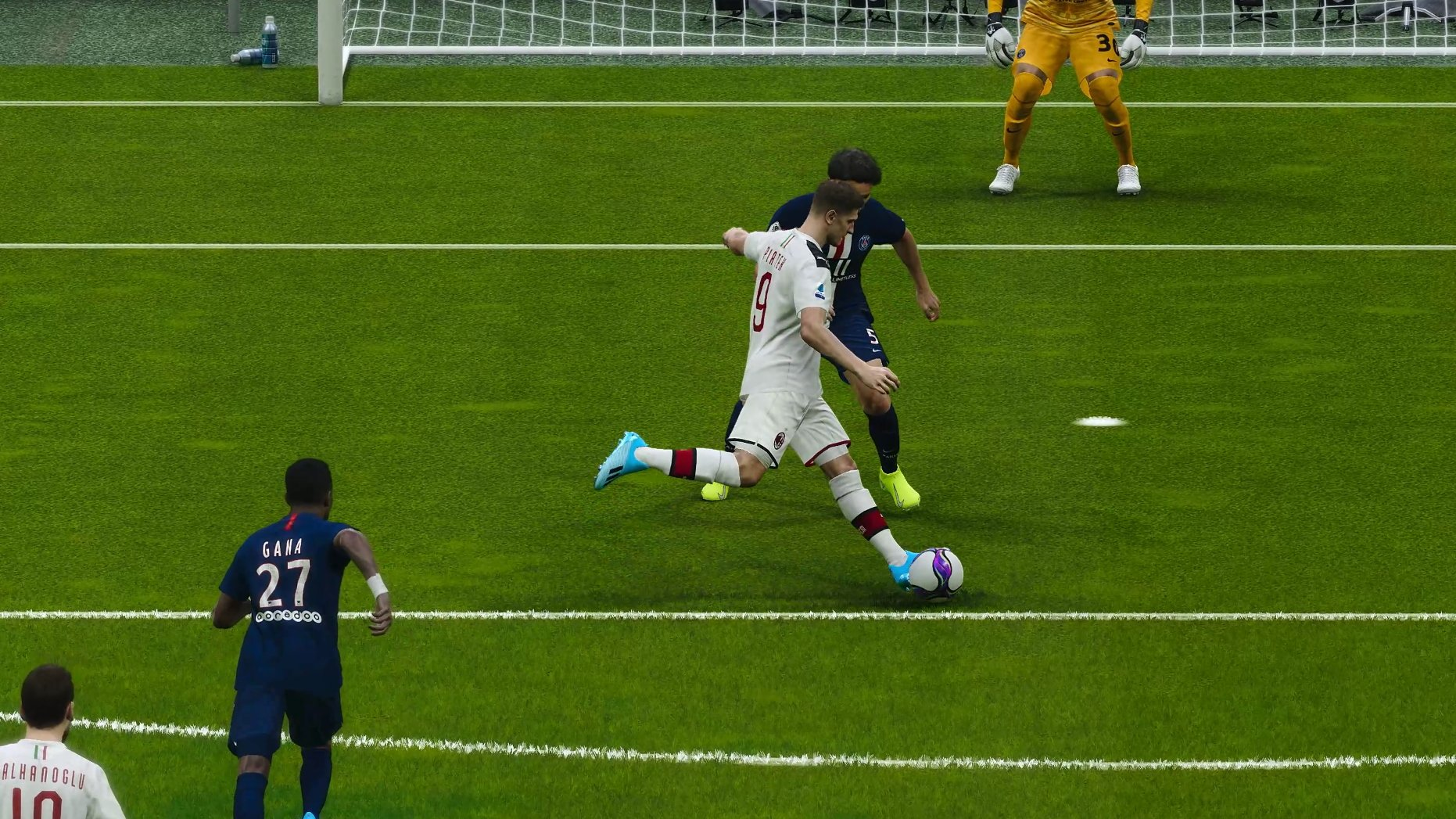 Pes 2020 Review.Efootball Pes 2020 Review Anything But A Howler Shacknews