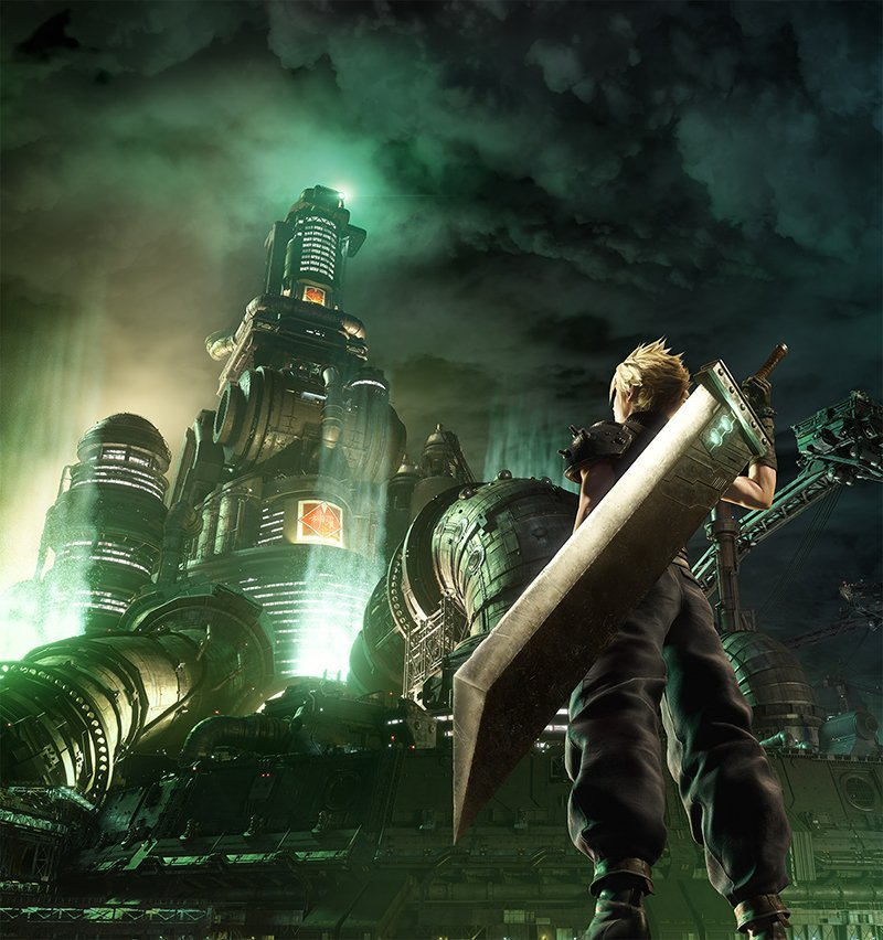 Everything is gorgeous in the latest Final Fantasy VII Remake trailer