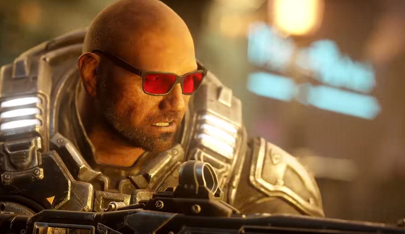 how to unlock Batista in Gears 5